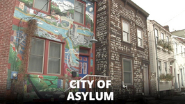 City of Asylum Saving exile writers and their words