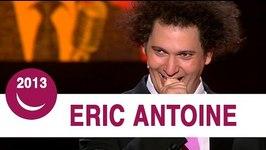 Eric Antoine au Festival du Rire de Lige 2013