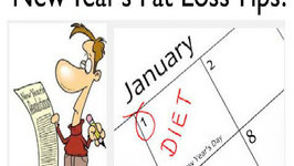 New Year's Resolution Fat Loss Diet Tips To Control Your Hunger