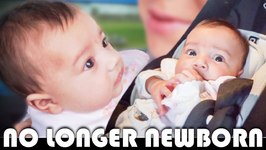 NO LONGER A NEWBORN - FAMILY VLOGGERS DAILY VLOG (ADITL EP478)