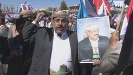 Thousands Join Massive Anti US Rally in Yemen