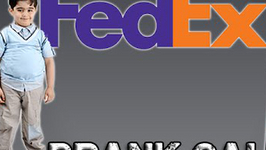 Found FedEx Package Prank Call