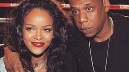 Rihanna Joins Jay Z's First Boxing Venture