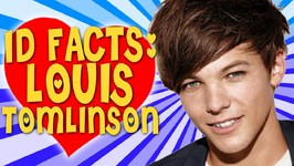 Louis Tomlinson Facts