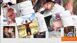 Miley Cyrus Posts Topless Selfie on Instagram