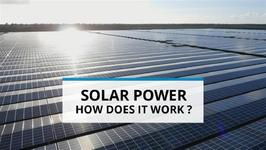 How Does The Biggest Solar Plant Of Europe work?