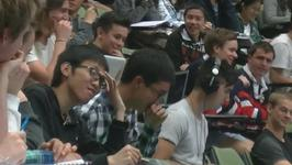 Prankster Jamie Zhu Caught Watching Porn In Class