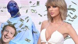 Kanye West Needs Taylor Swift Sex And Mark Zuckerberg Money