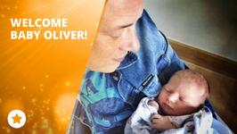 Jamie and Jools Oliver welcome baby number 5!