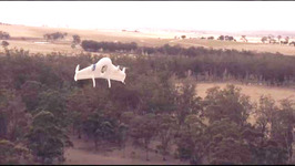 Google Testing Drone Delivery System Called Project Wing