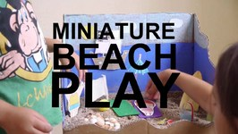 DIY Amazing Miniature Beach Play Set