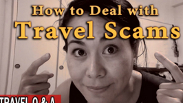 How to Deal with Travel Scams