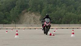 BMW Motorrad ABS Pro Feature