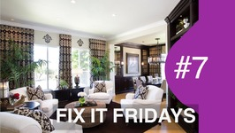 Fix It Friday: A Traditional Living Room For Today'S Modern Family