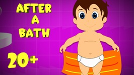After A Bath and Many More Fun Kids Songs  Most Popular Kid Song Compilation for Children