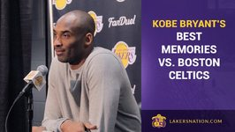 Kobe Bryant's Favorite Championship (2010 Vs. Boston)