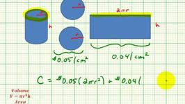 Ex optimization minimize the surface area of a box with a given example optimization minimize the c ccuart Choice Image