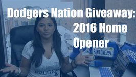 Dodgers Nation Giveaways: 2016 Home Opener
