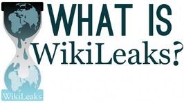 What is WikiLeaks