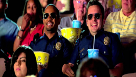 LET'S BE COPS Trailer and Making Of with Dir. Luke Greenfield