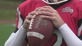 How To Correctly Hold A Football