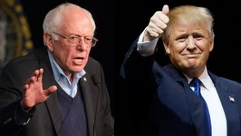 Bernie & Trump Win In New Hampshire, Who Will Drop Out Next?