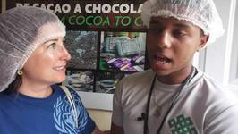 Fathom Cruises Travel - Make Chocolate at Chocal Factory