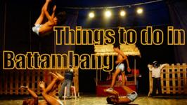 Battambang Travel Video  Things to do in Battambang - Top Attractions in Battambang, Cambodia