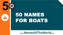 50 boat names - the best names for your boat