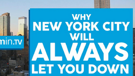 Why New York City will always let you down