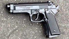 Police Shoot Baltimore Boy With BB Gun