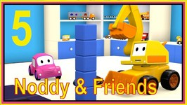Learn With Noddy Cartoons - Computer Table Games - Learn Counting To 5