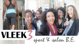 Reprise du sport & salon Boucles d'bne Paris - VLEEK 3