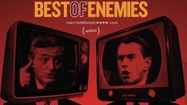 Best of Enemies- Gore Vidal and William F. Buckley Documentary with Dir. Morgan Neville