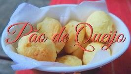 Pao de queijo: Eating our favorite Brazilian cheese bread in Rio De Janeiro, Brazil