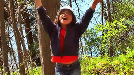 This is Emily Yeung Exploring The Forest