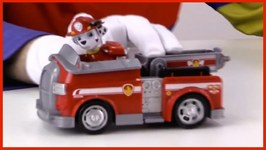 Toy Cars Clown - Paws Patrol Animal Rescue (Trucks HQ) Kids Cartoons