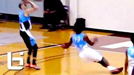 Jamal Crawford Hits Game Winner and Zach LaVine Breaks Ankles in Seattle Pro Am ASG