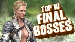 Top 10 - Final Bosses in Gaming