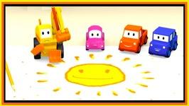 Learn With Noddy Cartoons - Noddy's Animal Carousel
