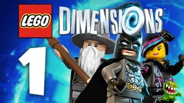 LEGO Dimensions -1 - Introduction Gameplay Opening And Prologue