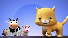 Animal Sounds  Popular Nursery Rhyme for Children