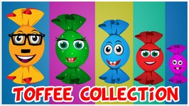Toffee Finger Family Collection  Finger Family Songs  Top 25 Finger Family Collection