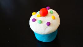 Cupcake Play-Doh