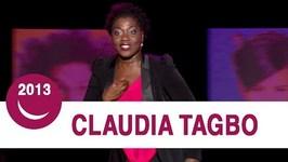 Claudia Tagbo au Festival du Rire de Lige 2013