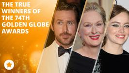 Hollywood Gathers For The 74th Golden Globes