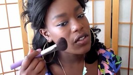 How To Apply Blush For Your Face Shape - Blush Brushes
