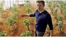 Martian Vegetables Tested By Science, But Edible?