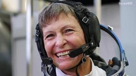 NASA Astronaut Set To Become the Oldest Woman in Space