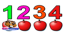 Counting Apples - Counting Practice - Simple Counting - Count in English - Learn Maths